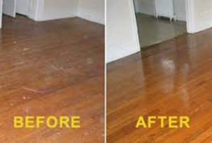 Timber Floor Polishing Service Melbourne
