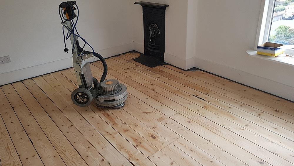 Timber Floor Sanding