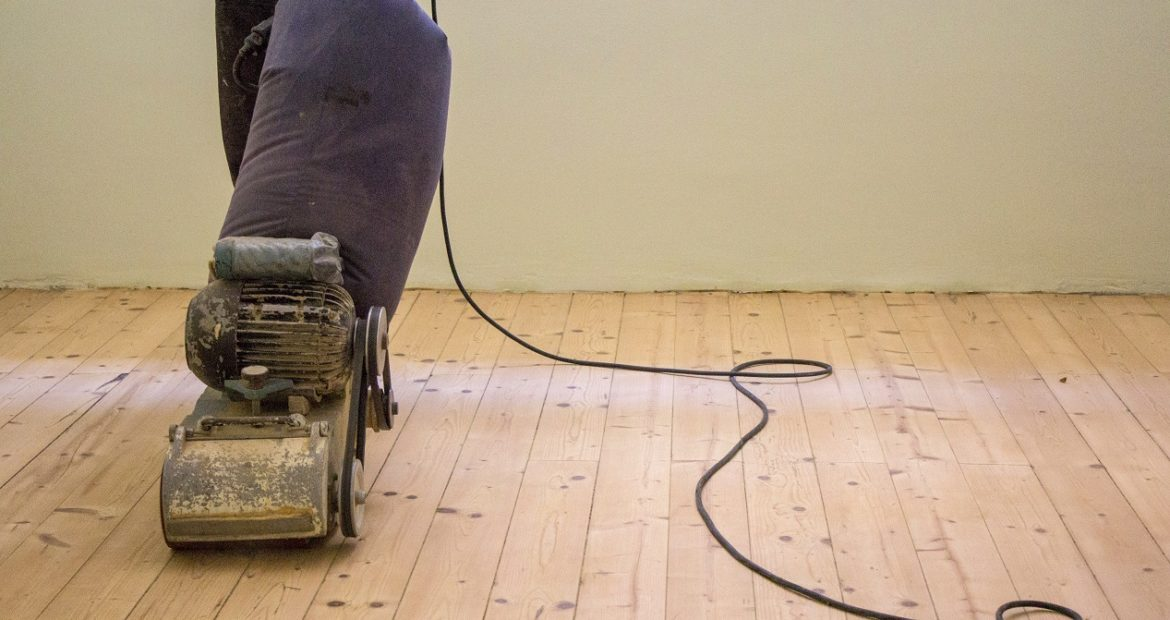 Commercial Floor Sanding Company in Melbourne