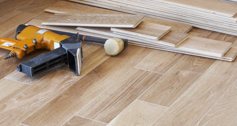 timber floor repairs