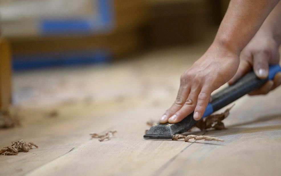 Floor Repairs Melbourne