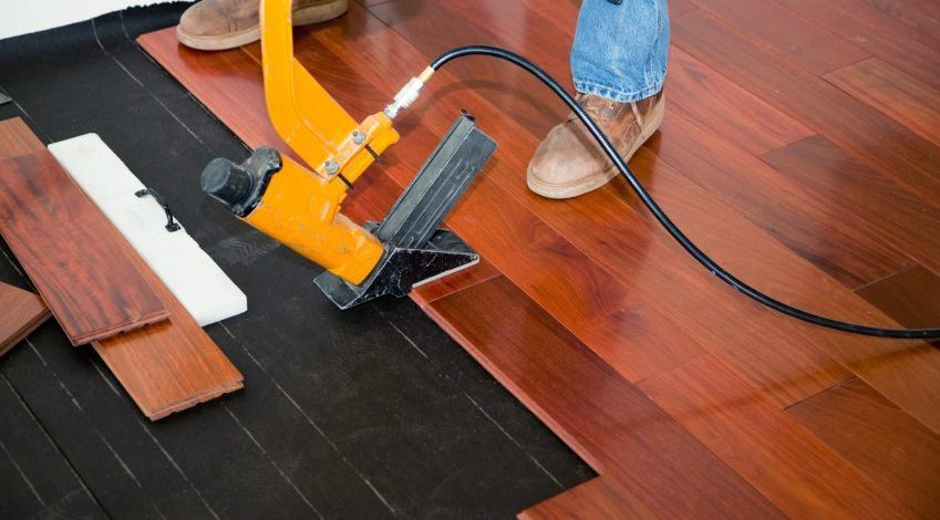 Timber Floor Repairs in Melbourne